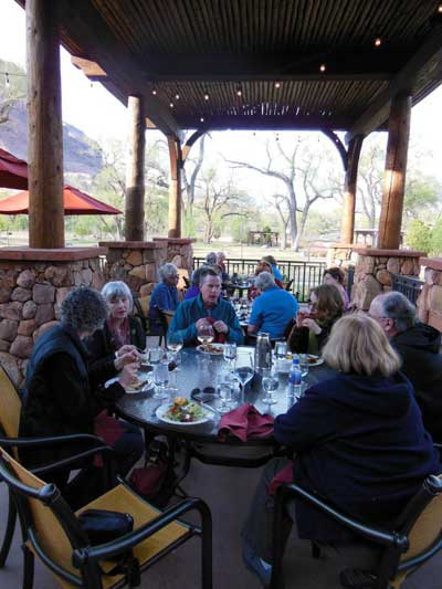 Alegre Retreat 2012