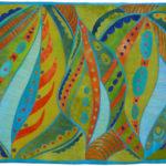 Seedpods Laura Wasilowski